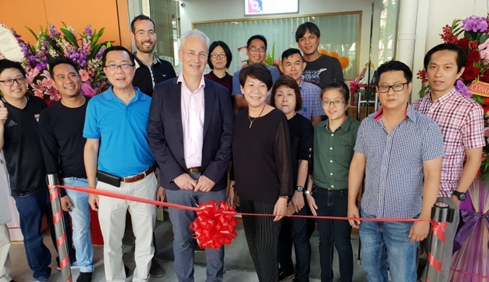 On January 9th we proudly opened our new Boschman equipment production facility in Singapore